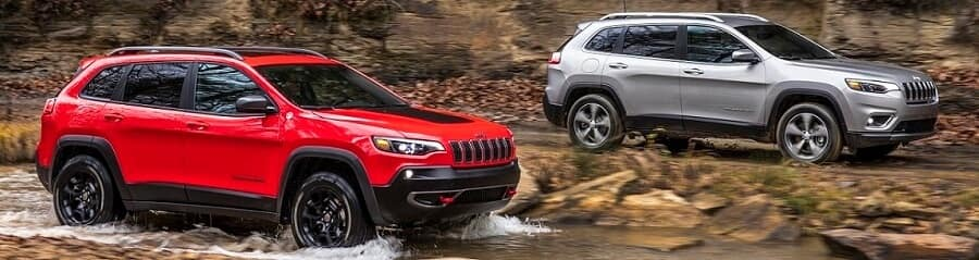 2018 Jeep Cherokee Inventory