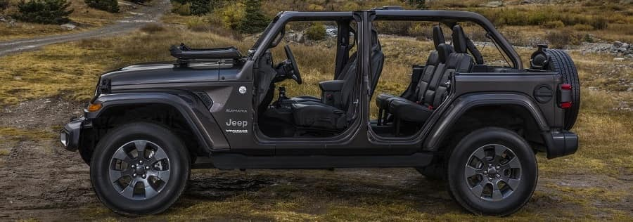 2018 Jeep Wrangler Inventory