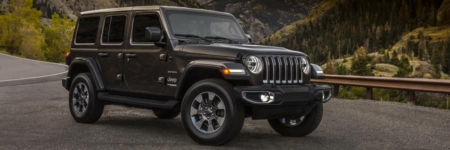 Leasing the 2018 Jeep Wrangler