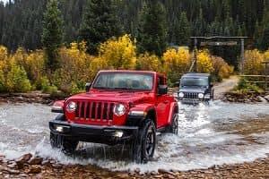 2018 Jeep Wrangler Capability