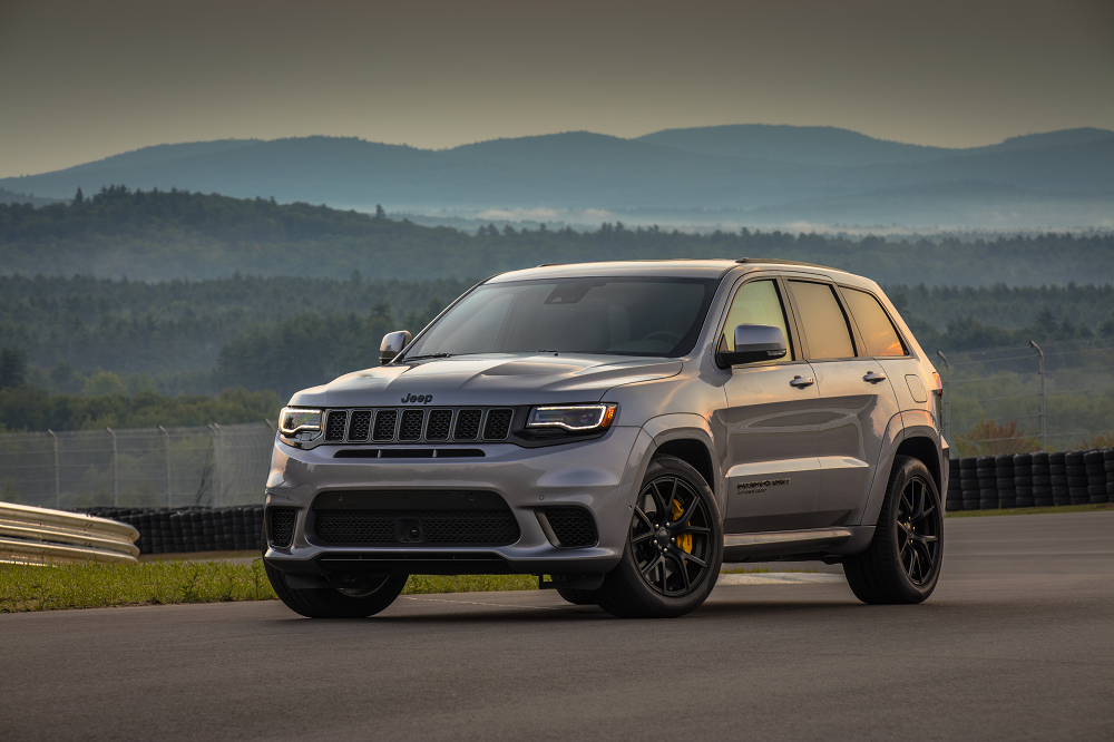 Jeep Grand Cherokee Style