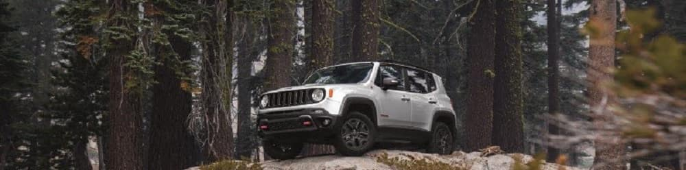 Jeep Renegade Configurations