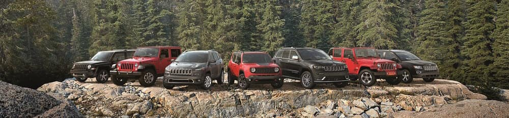 Certified Pre-Owned Jeeps Greensburg, PA