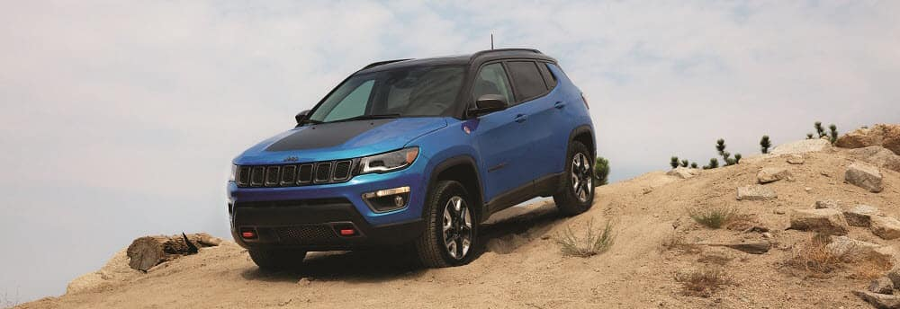 Jeep Compass vs Cherokee Greensburg PA
