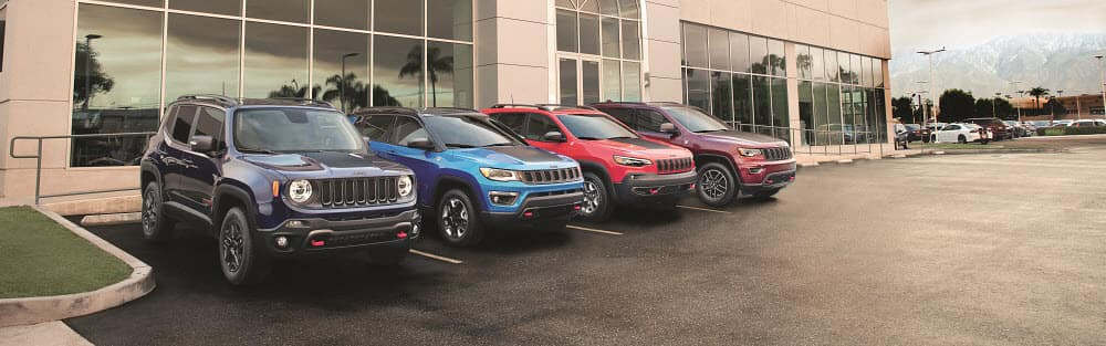Jeep Lease Deals near Jeannette PA
