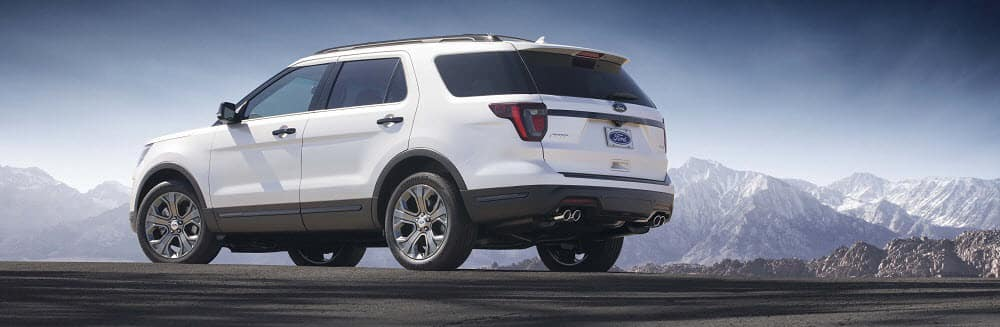 Ford Explorer vs Jeep Grand Cherokee