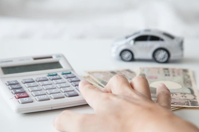 Calculator_Money_and_Car_Model