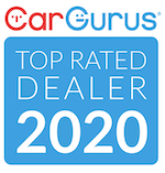 Car Gurus Top Rated Dealer 2020