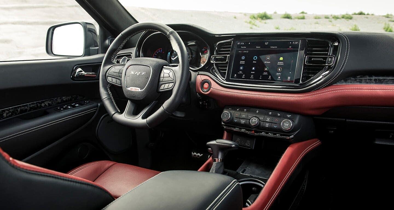 2021 Dodge Durango interior steering wheel