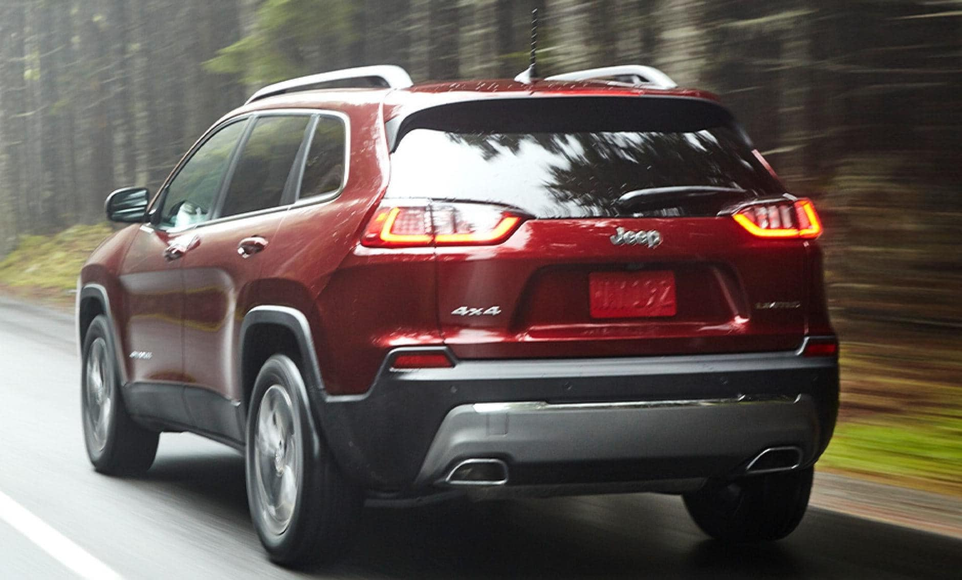 2021 Jeep Cherokee exterior