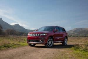jeep grand cherokee lease