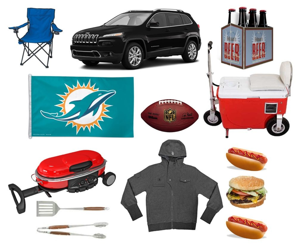 Tailgate Gift List