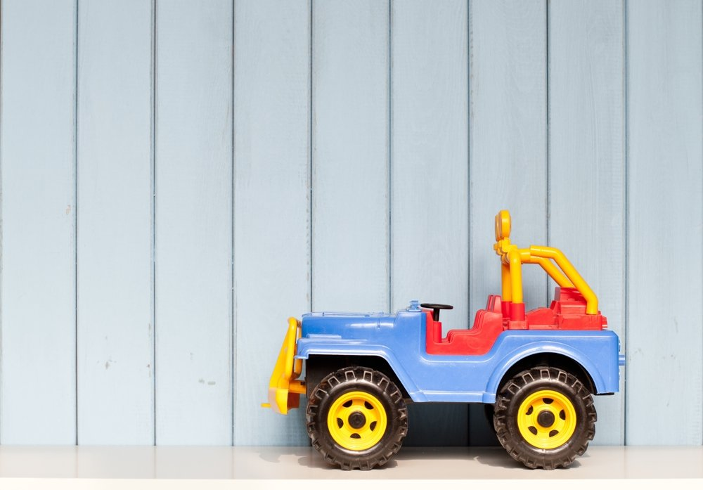 Toy Car Jeep