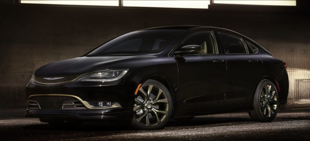 Chrysler 200S and 300S Alloy Editions