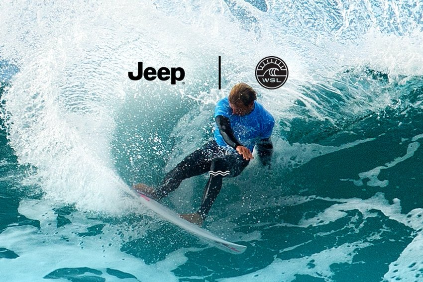 Jeep World Surf League