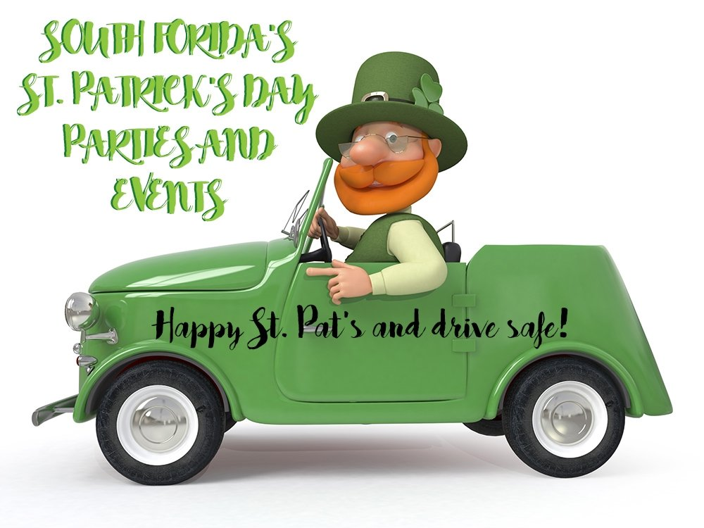 South Florida St. Patrick's Day events