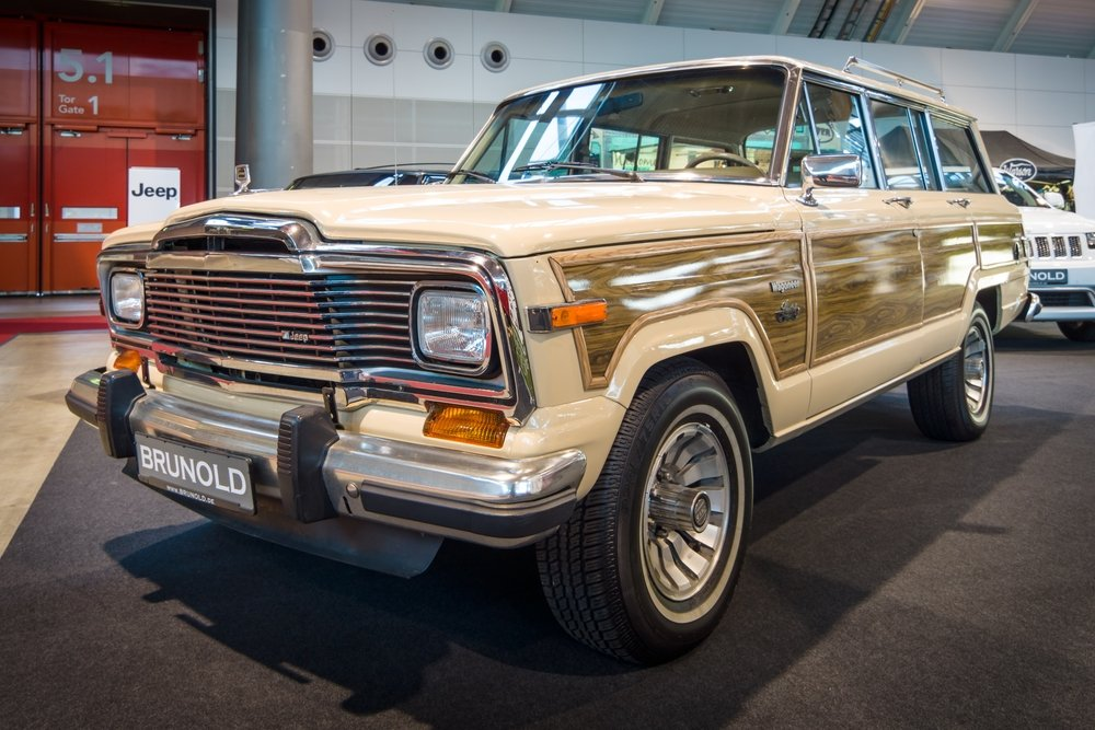 2017 Grand Wagoneer Woody >> Future Jeep Vehicles Coming in 2017 and 2018