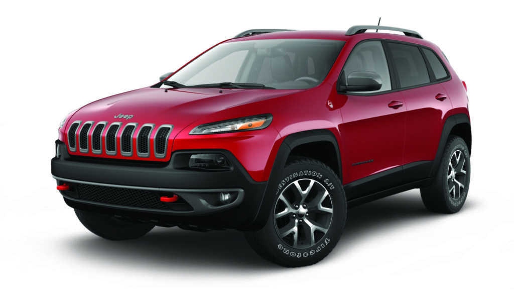 Hollywood Chyrsler Jeep 2016 Cherokee Overland