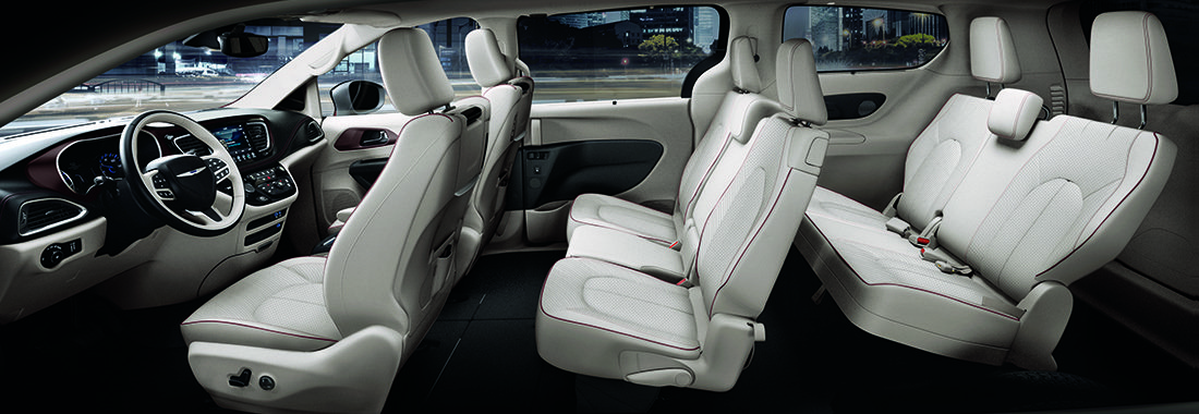 2017 chrysler pacifica specs hollywood chrysler jeep. Black Bedroom Furniture Sets. Home Design Ideas