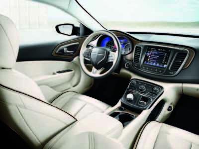 Chrysler 200 Interior