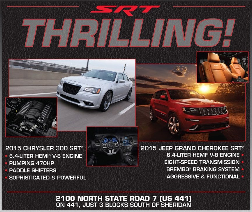 SRT Thrilling