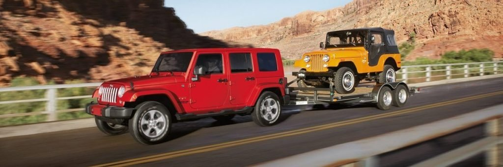 Wrangler Unlimited Performance