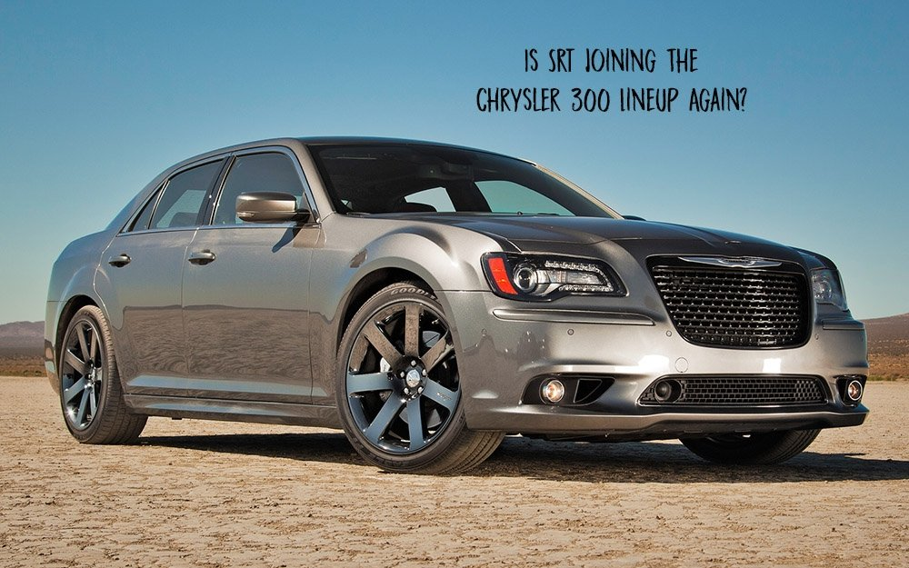 Chrysler 300 SRT - could it be coming back to U.S.?