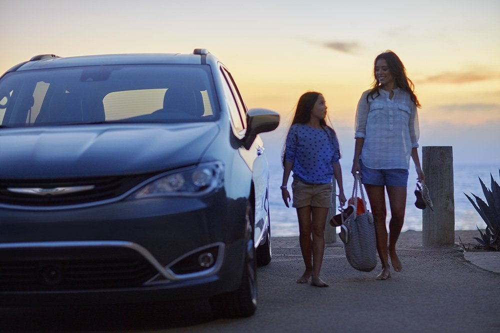 Chrysler Pacifica Hybrid coming to Hollywood Chrysler soon