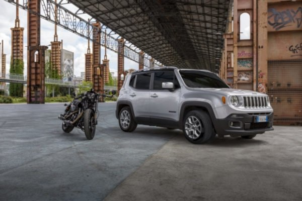 Jeep Harley-Davidson events in Europe
