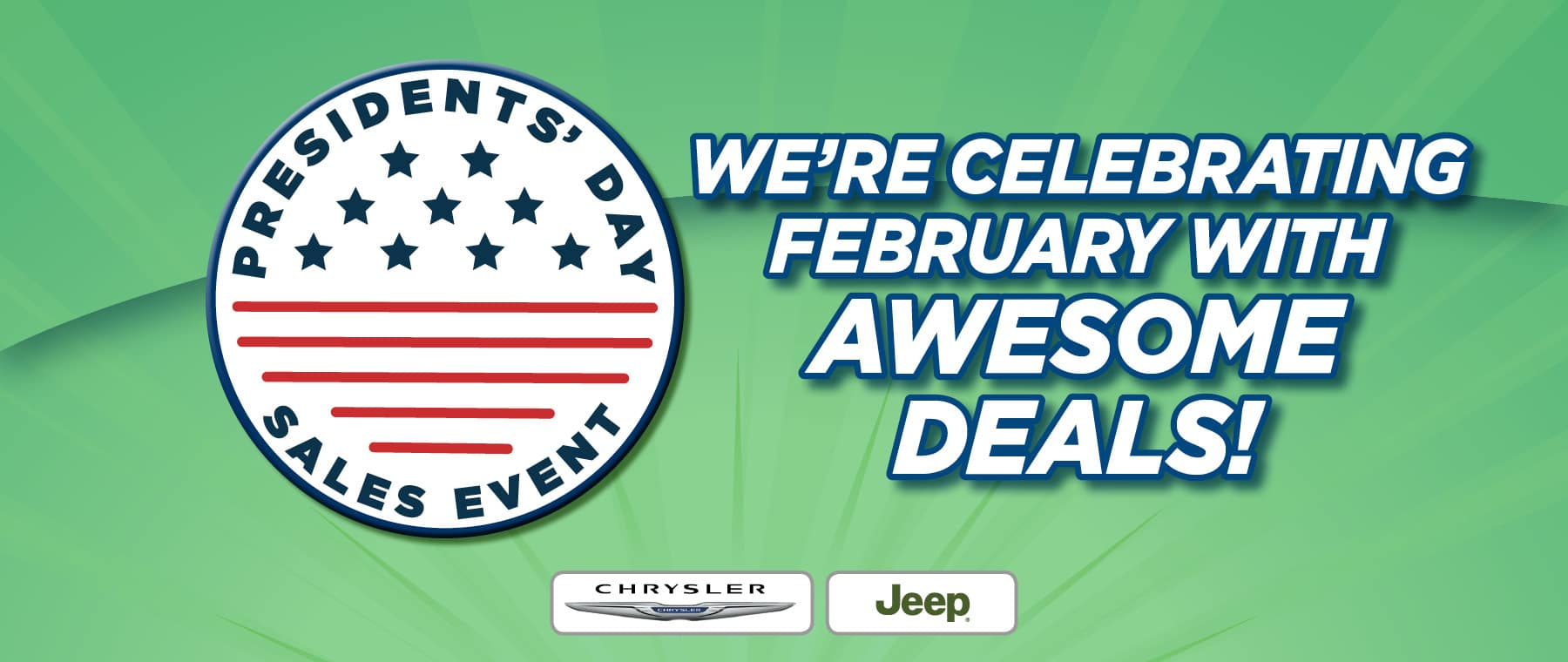 February Awesome Deals