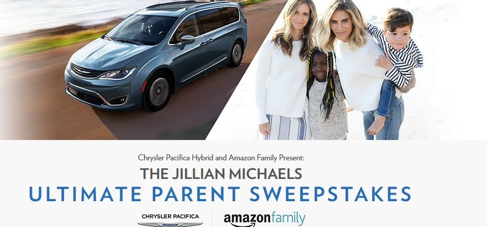 2 weeks left to register to win Chrysler Pacifica Hybrid