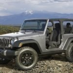 Jeep Wrangler makes a great daily driver