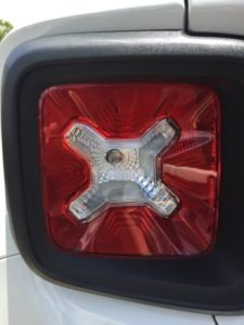 jeep renegade taillight