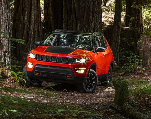 Jeep Compass Trailhawk available at Hollywood Chrysler Jeep