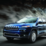 Jeep Cherokee comparison Mitsubishi Outlander