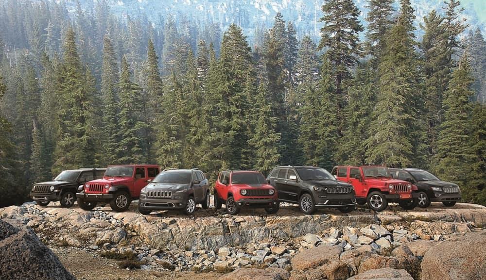 2018 Jeep Model Highlights | Hollywood Chrysler Jeep