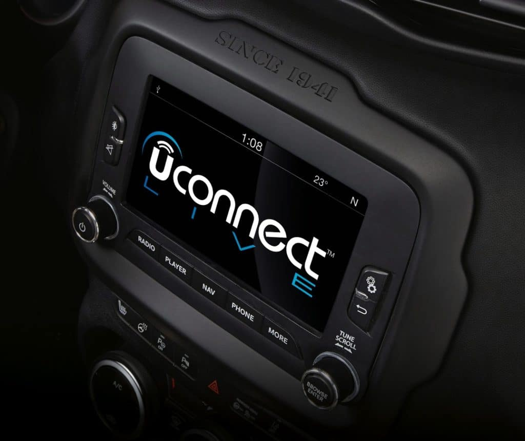 Uconnect Systems | Hollywood Chrysler Jeep