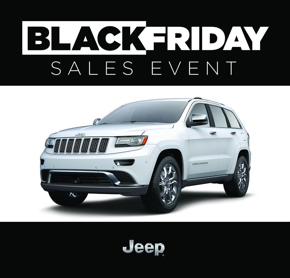Black Friday Sign Drive Lease Special At Hollywood Chrysler Jeep