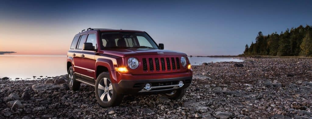 2017 Jeep Patriot Hollywood Chrysler Jeep
