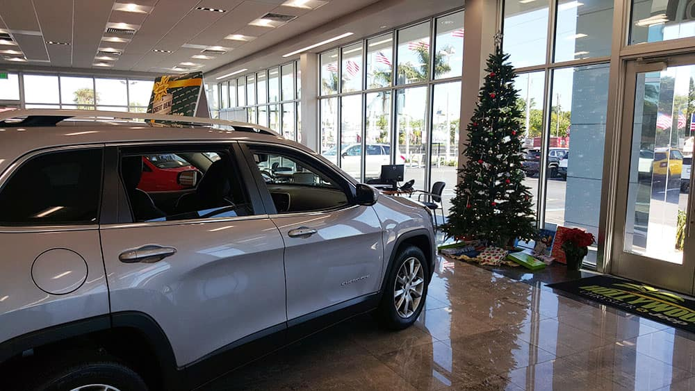 Hollywood Chrysler Jeep Toy Drive