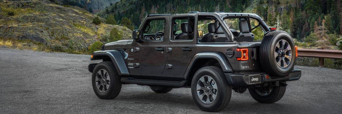 Hollywood Chrysler 2018 Jeep Wrangler JL Style