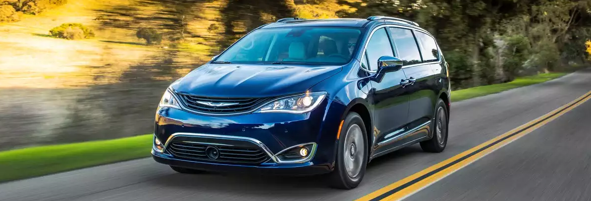 2018 chrysler pacifica hybrid hollywood chrysler jeep