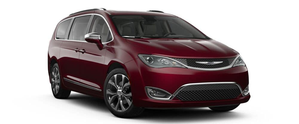 2018 chrysler pacifica limited university dodge