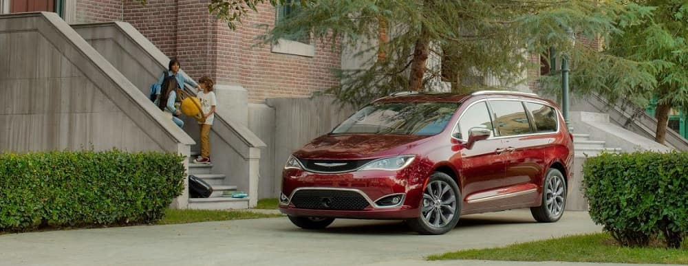 2018 chrysler pacifica family car of the year miami lakes chrysler