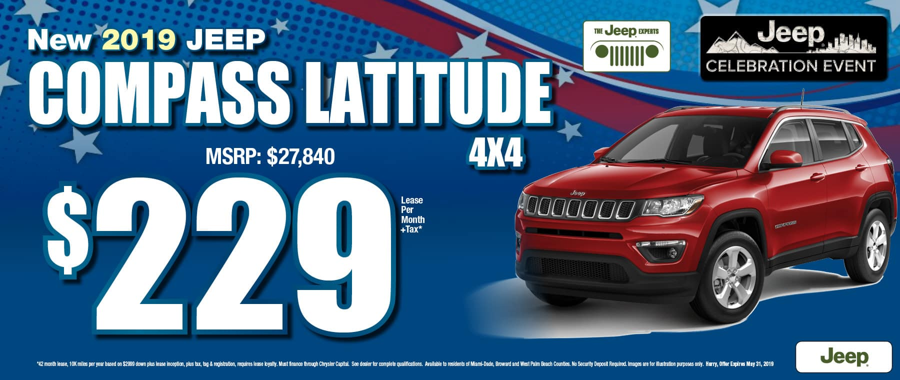Compass Lease $229