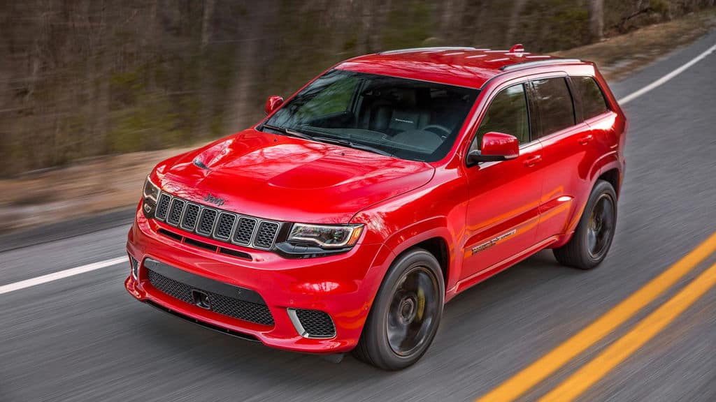 2018 Jeep Grand Cherokee Towing Guide