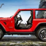 hollywood chrysler All-new 2018 Jeep® Wrangler Rubicon