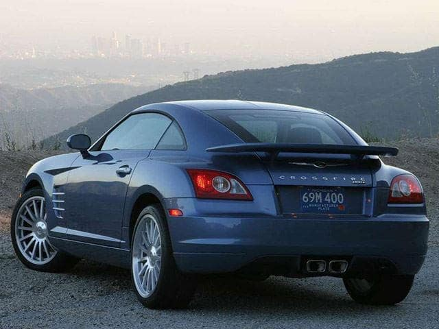 Chrysler Crossfire Can Chryslers Past Be A Part Of Its Future