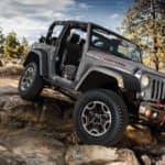 hollywood chrysler jeep 5 off-road tips Rubicon Trail