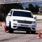 hollywood chrysler jeep grand cherokee moose test